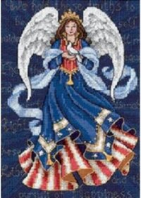 Ангел Patriotic Angel