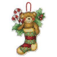 Мишка (Bear Ornament)