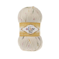 Пряжа Alize Cotton gold plus цвет 6839