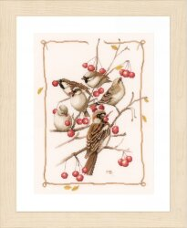 Sparrows and currant Lanarte PN-0162298