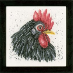 Black chicken  Lanarte PN-0157489