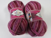 Пряжа Alize Superwash 100 цвет 5527